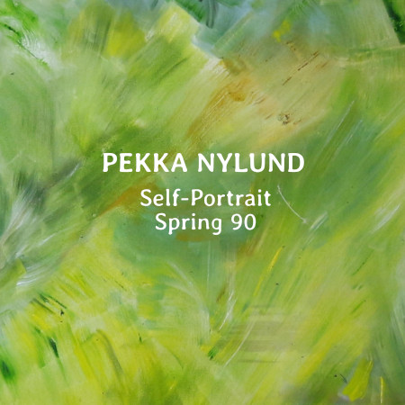Pekka Nylund - Self-Portrait cover