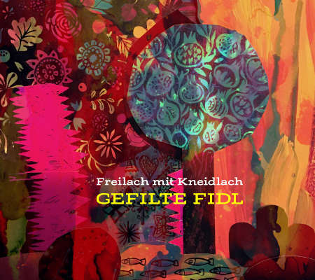 Gefilte Fidl cd cover.