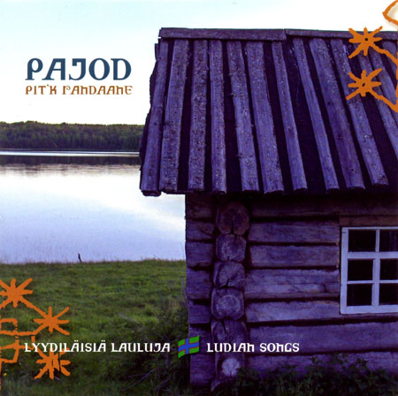 Pit´k randaane - PAJOD - Ludian songs - cd and songbook